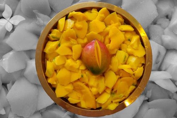 Euthalia Verzorging en Wellness Verse Mango stukjes