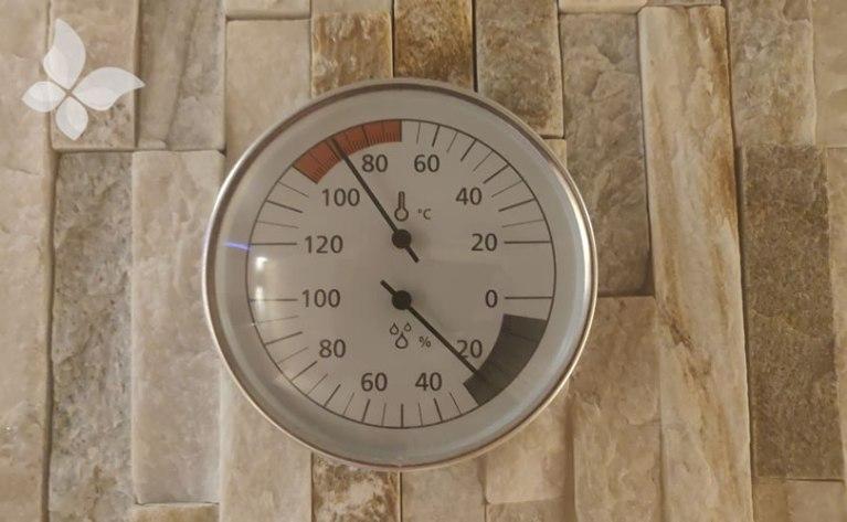 Euthalia Verzorging Wellness Sauna Temparatuur Euthalia Verzorging & Wellness