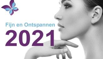 Euthalia Verzorging en Wellness 2021 Gelukkig Nieuwjaar