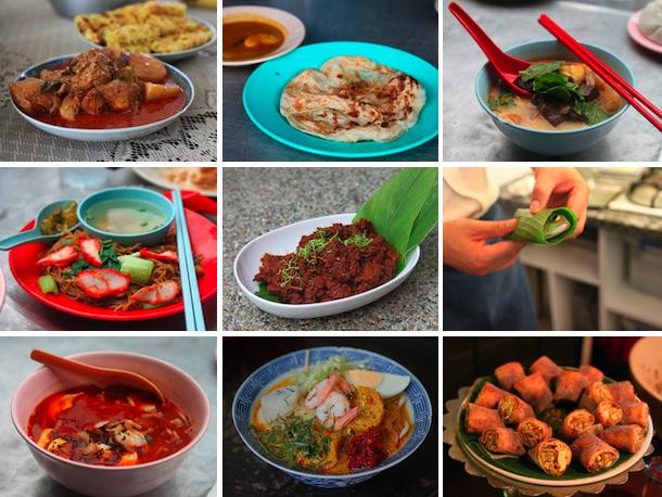 الطعام الماليزي - المطبخ الماليزي