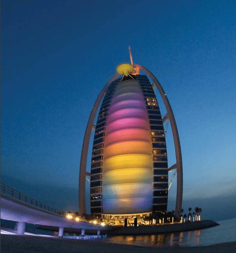 برج العربي في دبي