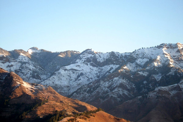 Snow View Hotel Pictures Hotel Snow View in Chakrata