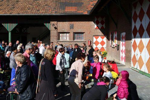 Erntedankfest auf Gut Friedrichstein