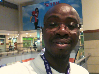 Arsène Amadohoué Kpangon
