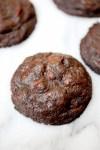 one bowl brownie cookie
