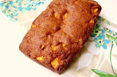 Hawaiian mango bread