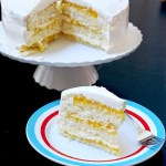Dorie Greenspan's Perfect Party Cake