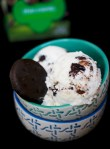 Thin mint ice cream