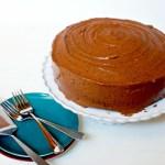 Beatty's chocolate cake