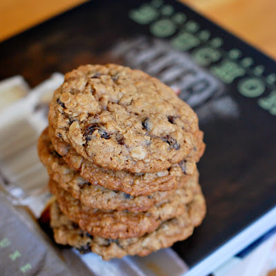 Oatmeal raisin cookies from Thomas Keller