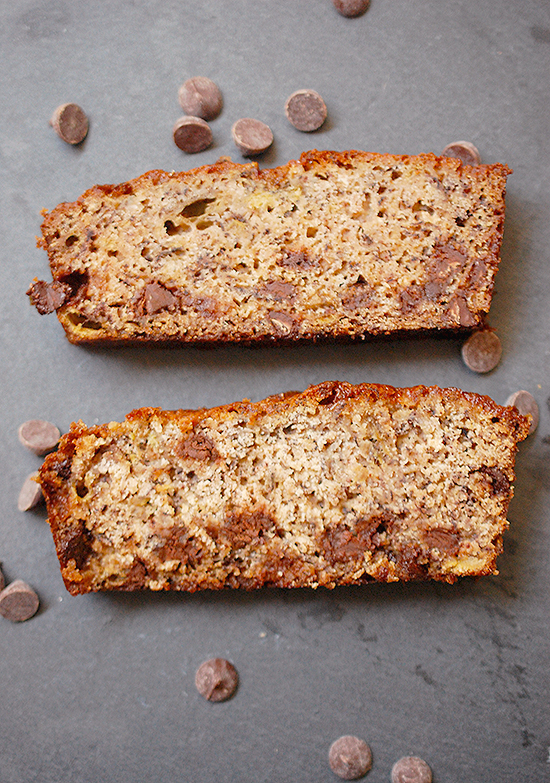 hawaiian chocolate banana bread