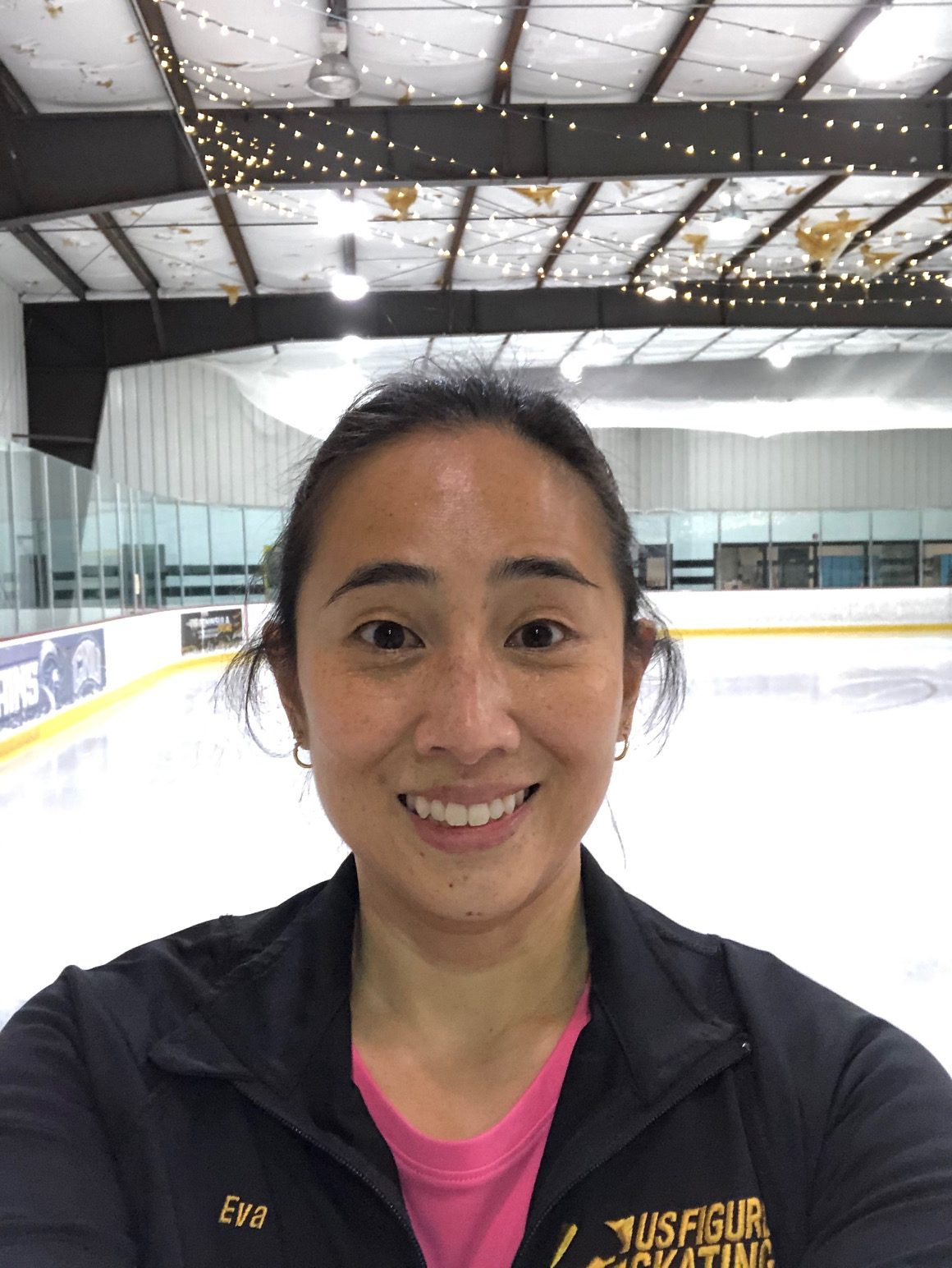 eva on ice