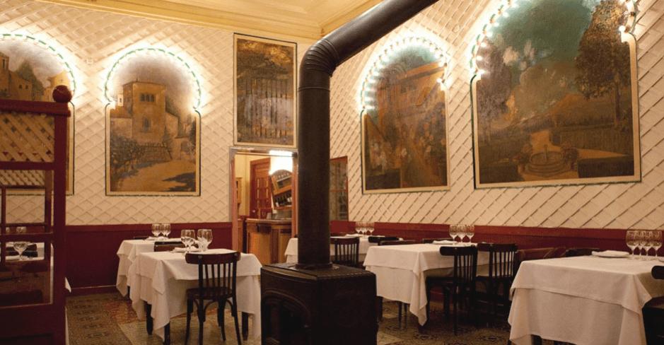 Restaurant La Venta, Barcelona