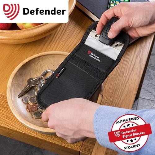 Defender Authorised Stocked 2