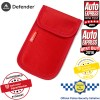 Defender Signal Blocker Authorised Stockist Secured By Design Red OT01143