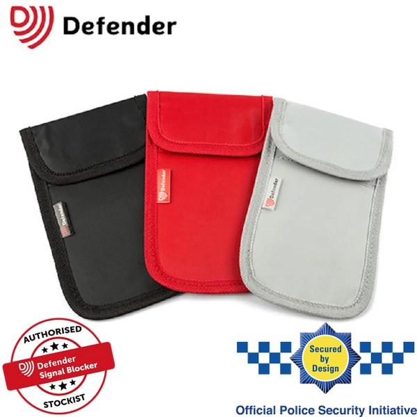 Defender Signal Blocker authorised Stockist