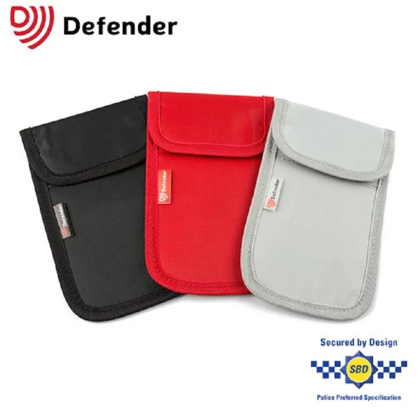 Car Key Signal Blocking Bags Keyless Entry Guard
