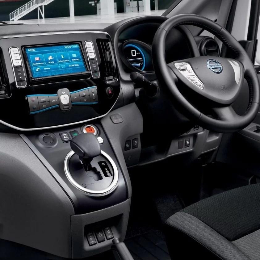 Nissan E-NV200 Interior Accessories