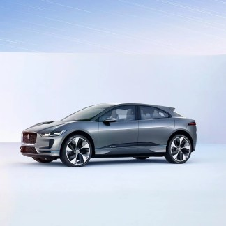 Jaguar I-Pace Accessories