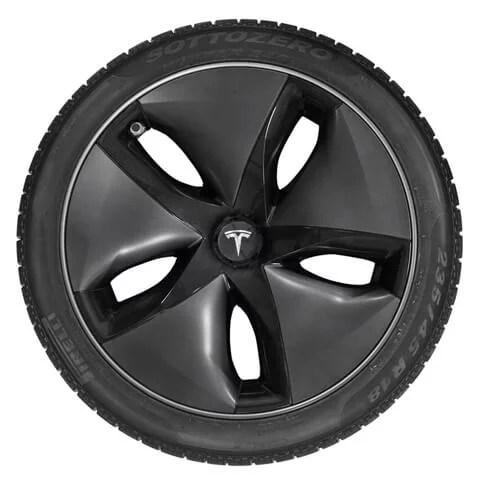 Tesla Model 3 Aero Wheel