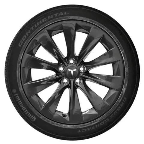 Tesla-Model X Slipstream Sonic Carbon Wheel