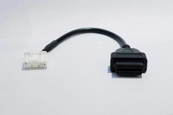 Tesla Diagnostic Cable Post Sept 2015