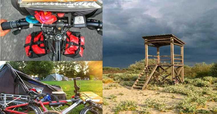BLACK SEA BIKING ADVENTURE | Biking to the Black Sea and Back Home