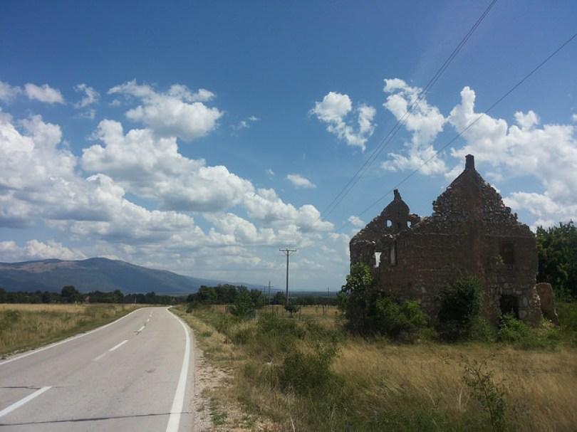 Bosansko Grahovo naar Livno, een bezielde trail door de Dinarische Alpen