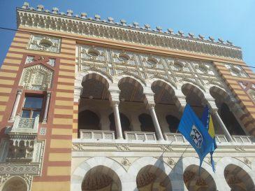 Vijećnica (City Hall)