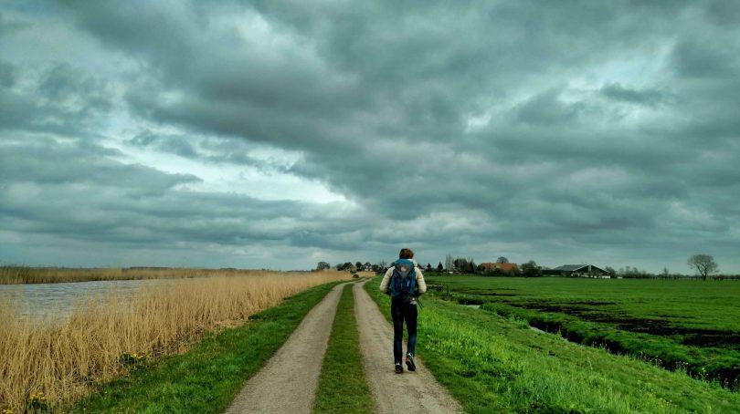 Pelgrimspad_voettocht_nederland