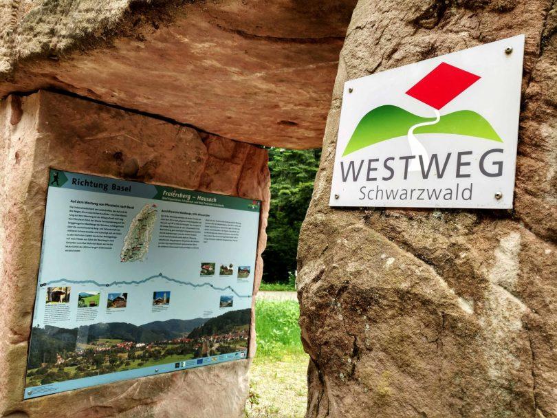 Bewegwijzering_westweg