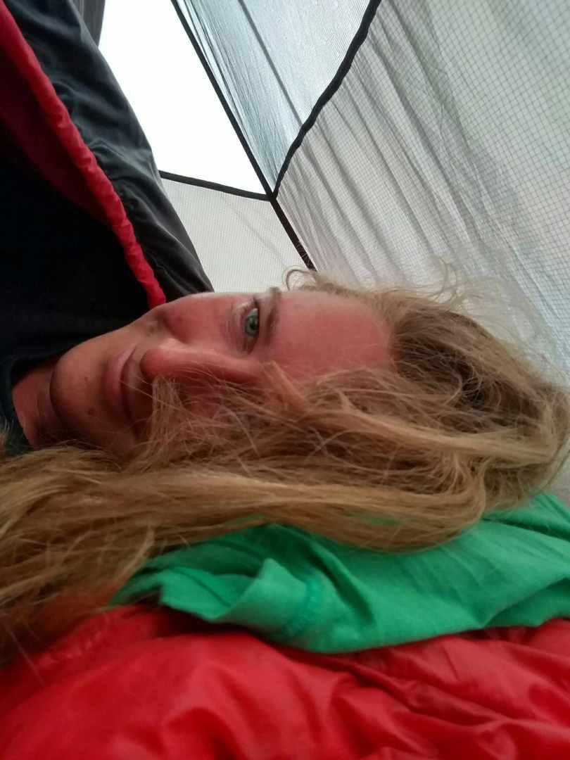 In_de_tent