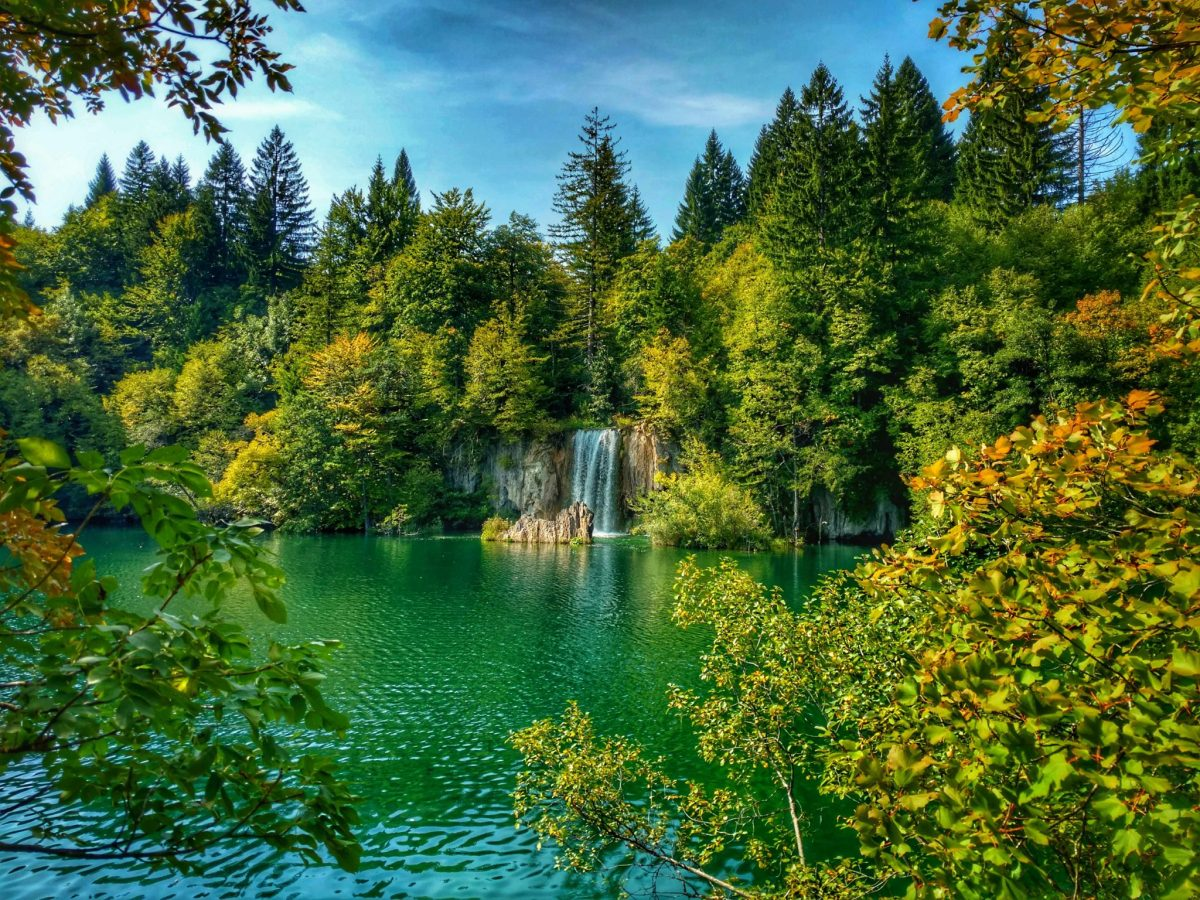 Waterval_plitvice