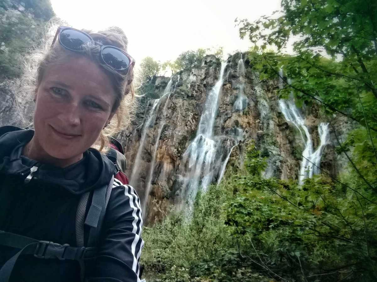 Waterval_selfie