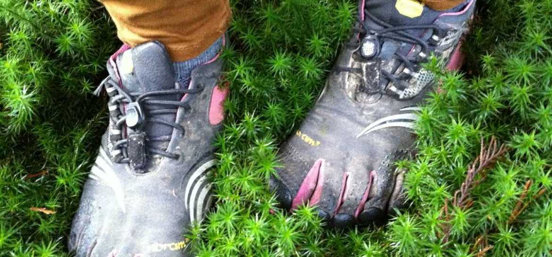 BLOG   FiveFingers and sandals