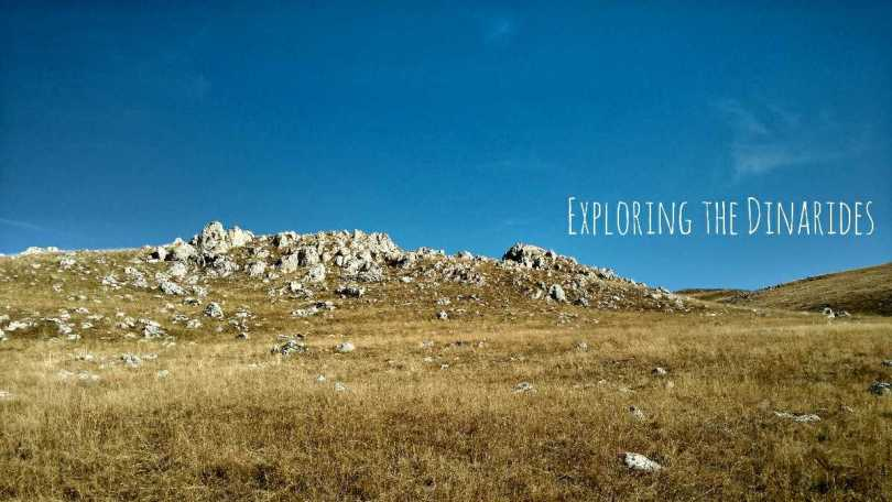 Exploring the Dinarides banner foto