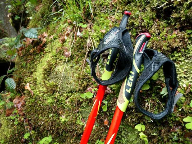 Wandelen met wandelstokken   Leki Micro Trail Pro Hiking Poles