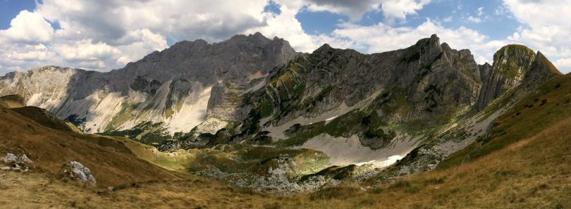 Via Dinarica Hiking Trail Durmitor, Montenegro