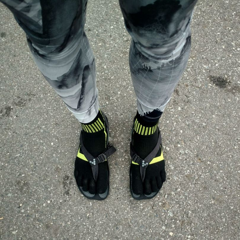 Compression socks, TOETOE