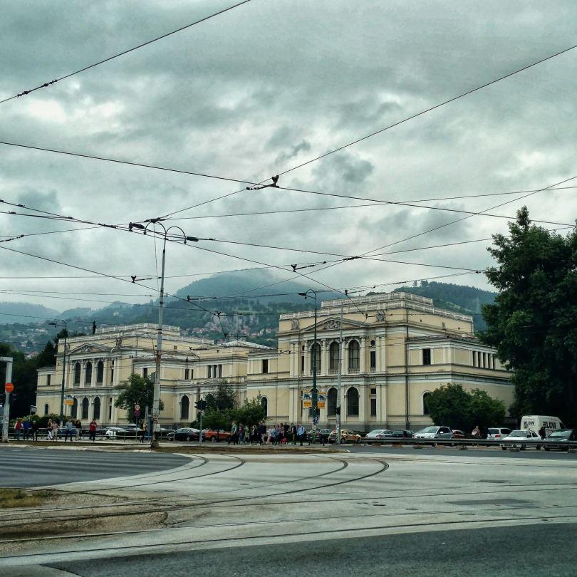 National museum, Sarajevo