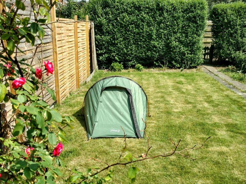 Garden camp, Haarlem