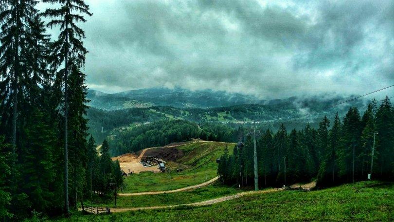 Ravna Planina | Hiking Jahorina Trailrun Track