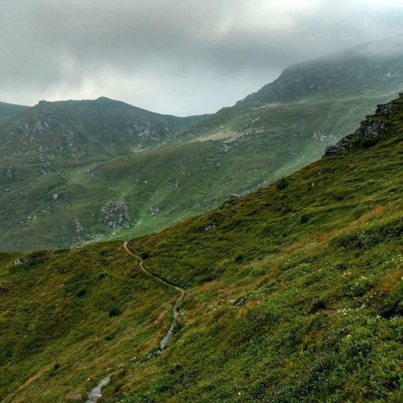 Hiking trail Štrpce to Ljuboten