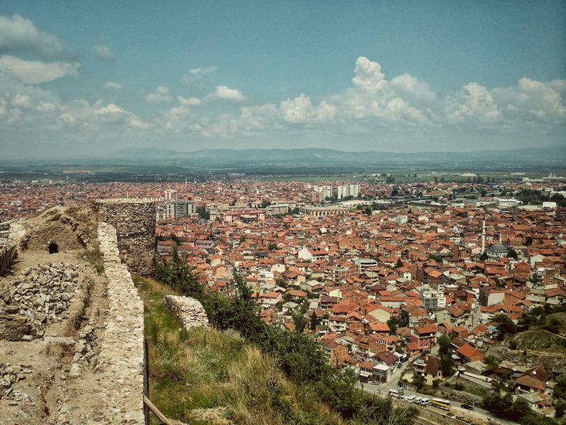 View on Prizren