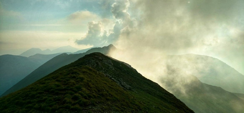 Dark thoughts, Macedonian mountains