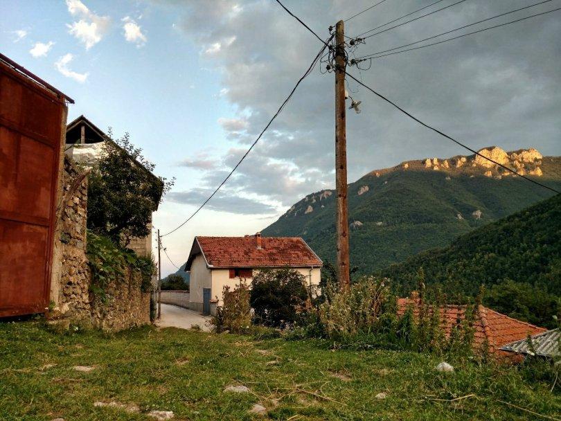 Vesala village