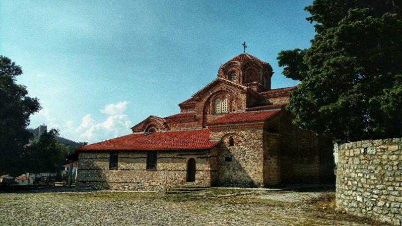 Sightseeing Ohrid  