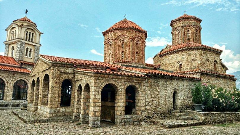 Sightseeing Ohrid   Sveti Naum
