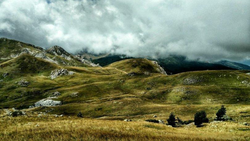 Jablanica Mountain
