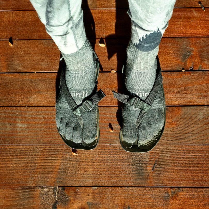 Injinji winter socks